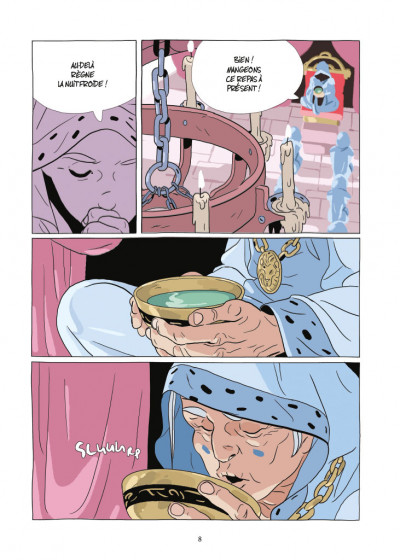 Page 4 Lastman tome 10