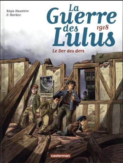 Couverture La guerre des Lulus tome 5