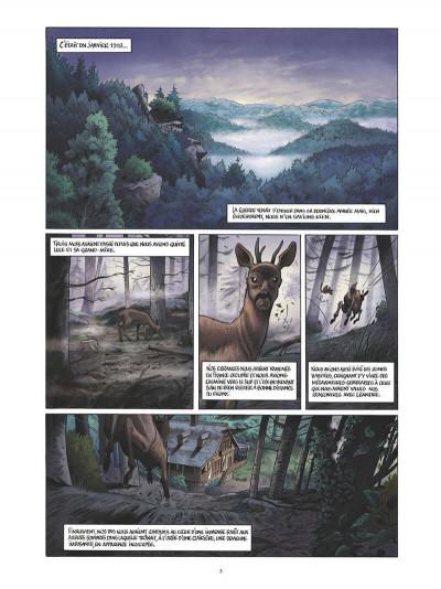 Page 6 La guerre des Lulus tome 5