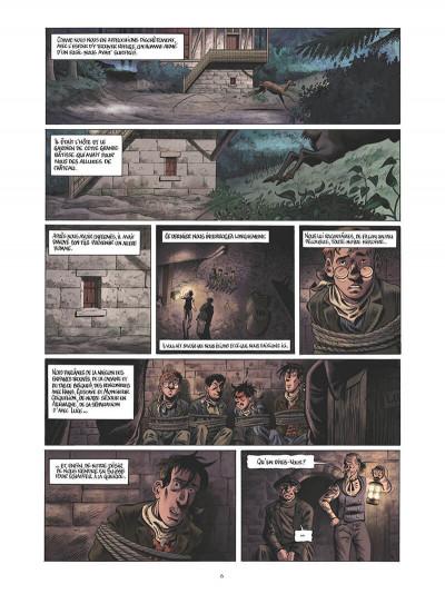 Page 7 La guerre des Lulus tome 5