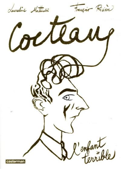 Couverture Cocteau, l'enfant terrible