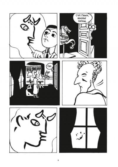 Page 4 Cocteau, l'enfant terrible