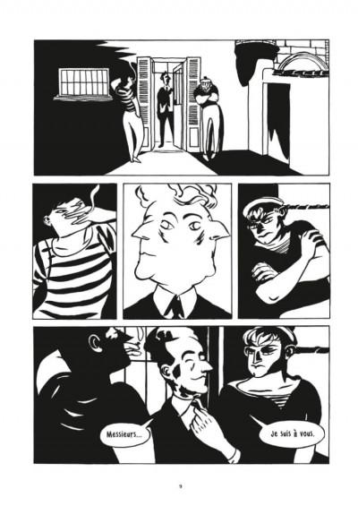Page 5 Cocteau, l'enfant terrible