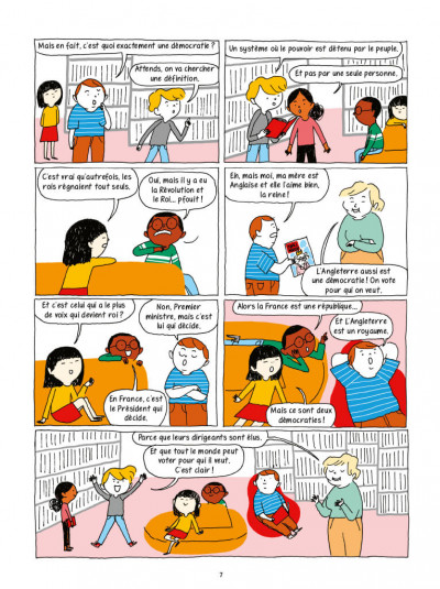 Page 4 La démocratie en BD
