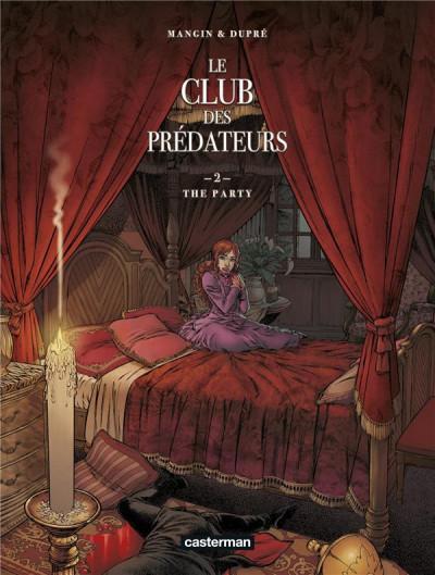 Couverture Le club des prédateurs tome 2