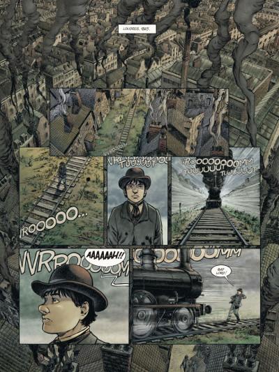 Page 1 Le club des prédateurs tome 2