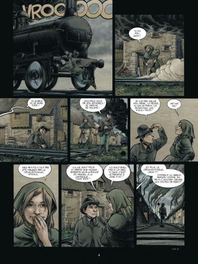 Page 2 Le club des prédateurs tome 2