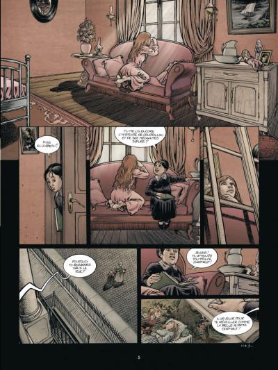Page 3 Le club des prédateurs tome 2