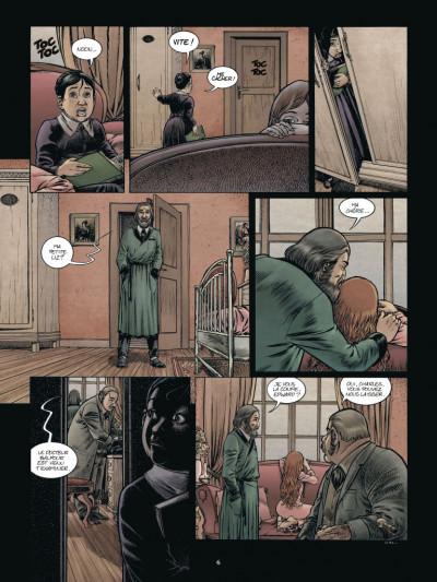 Page 4 Le club des prédateurs tome 2