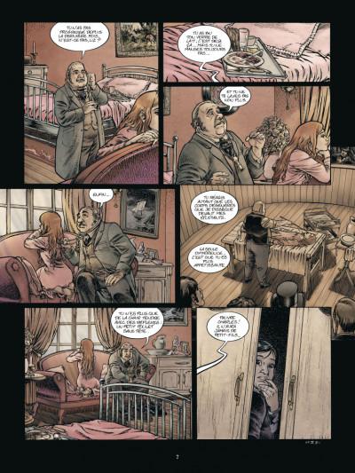 Page 5 Le club des prédateurs tome 2