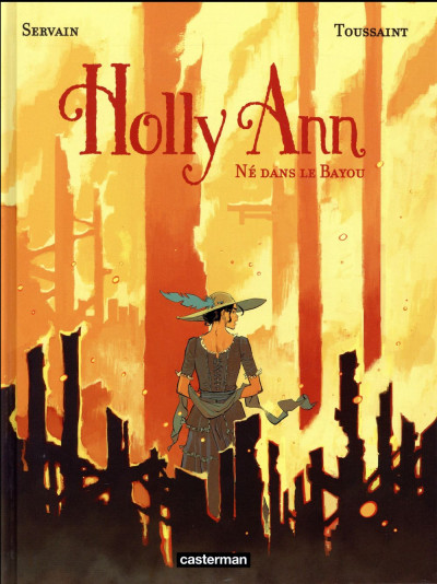 Couverture Holly Ann tome 3