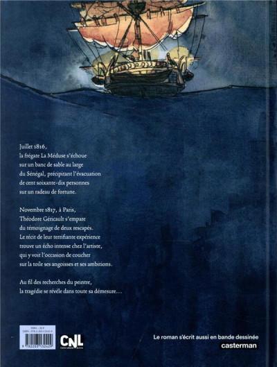 Dos Les naufragés de la Méduse