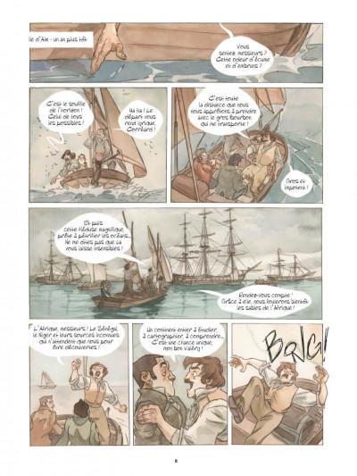 Page 4 Les naufragés de la Méduse