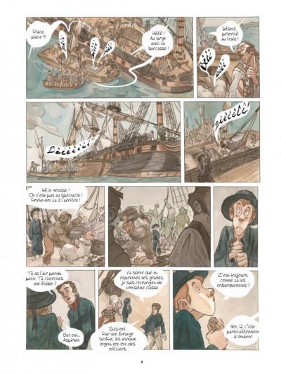 Page 5 Les naufragés de la Méduse
