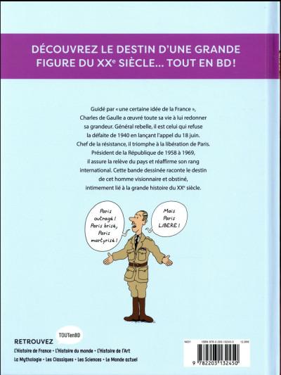 Dos L'histoire de france en BD tome 9
