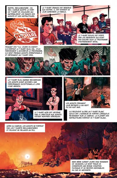 Page 2 Cherub tome 2