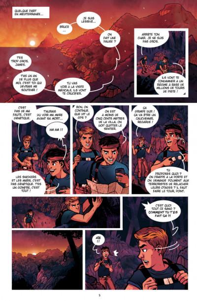 Page 3 Cherub tome 2
