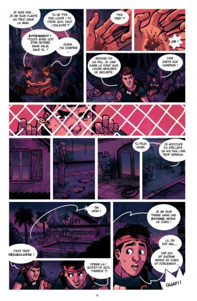 Page 4 Cherub tome 2