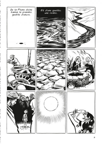 Page 1 Habibi - édition 2016