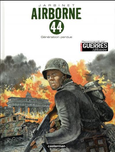 Couverture Airborne 44 tome 7