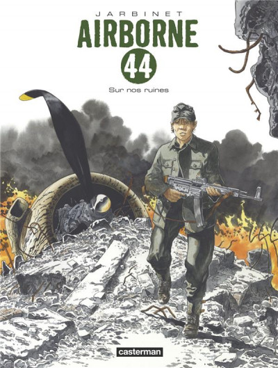 Couverture Airborne 44 tome 8