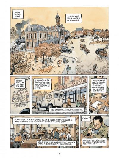 Page 1 La guerre des Lulus - La perspective Luigi tome 1