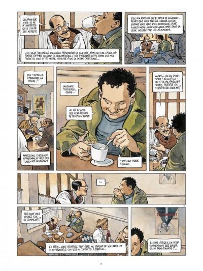 Page 2 La guerre des Lulus - La perspective Luigi tome 1