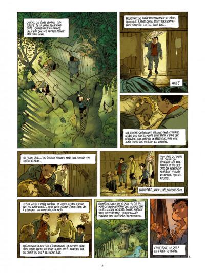 Page 3 La guerre des Lulus - La perspective Luigi tome 1