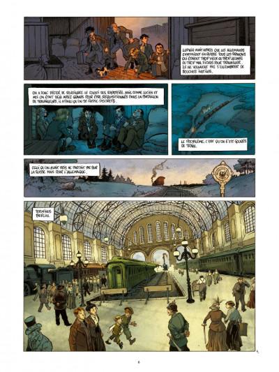 Page 4 La guerre des Lulus - La perspective Luigi tome 1