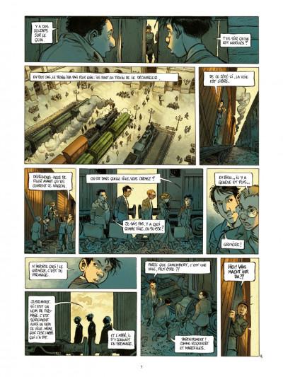 Page 5 La guerre des Lulus - La perspective Luigi tome 1