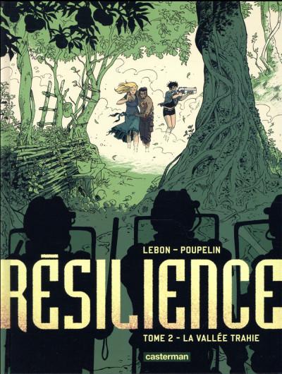 Couverture Résilience tome 2