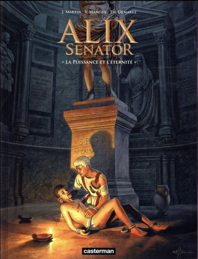 Couverture Alix Senator tome 7