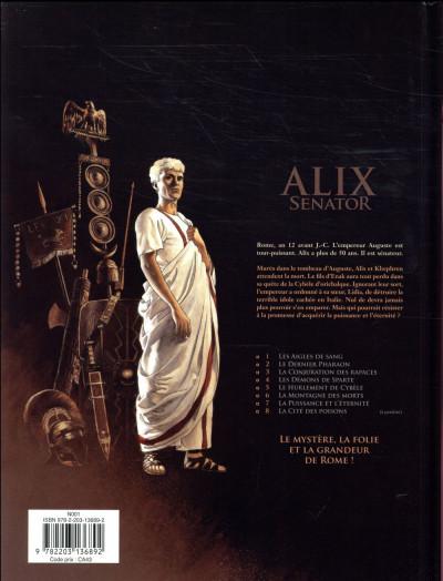 Dos Alix Senator tome 7