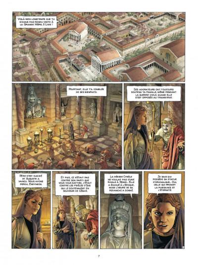 Page 5 Alix Senator tome 7