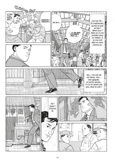 Page 4 Le gourmet solitaire - intégrale