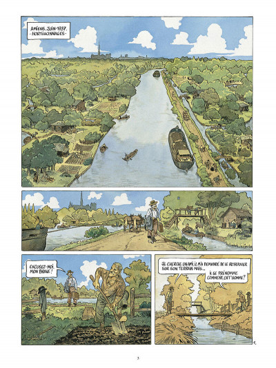 Page 4 La guerre des lulus - La perspective Luigi tome 2