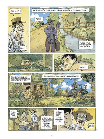 Page 5 La guerre des lulus - La perspective Luigi tome 2