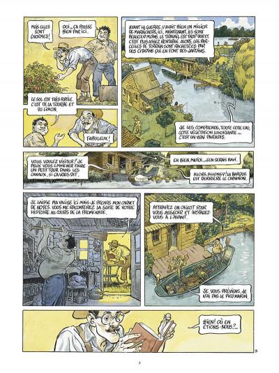 Page 6 La guerre des lulus - La perspective Luigi tome 2