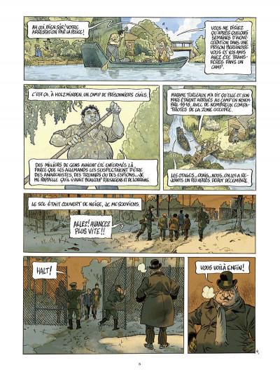 Page 7 La guerre des lulus - La perspective Luigi tome 2