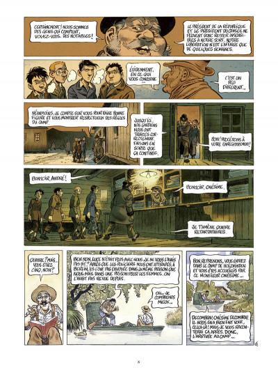Page 9 La guerre des lulus - La perspective Luigi tome 2