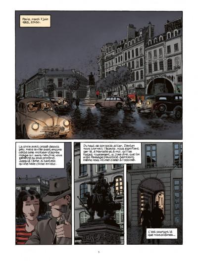 Page 1 Nestor Burma tome 5