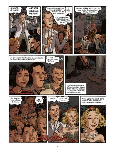 Page 3 Nestor Burma tome 5