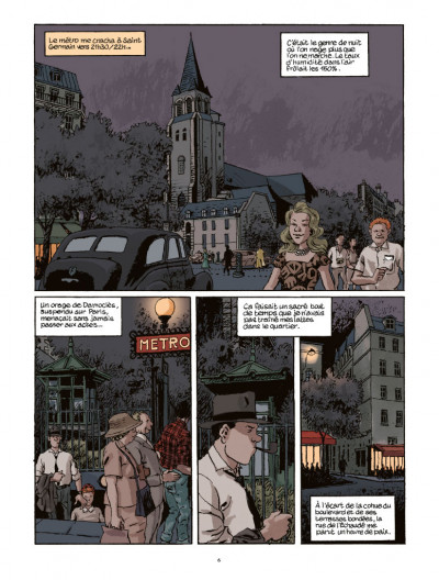 Page 4 Nestor Burma tome 5