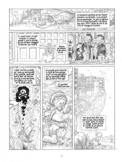 Page 1 la où vont les fourmis
