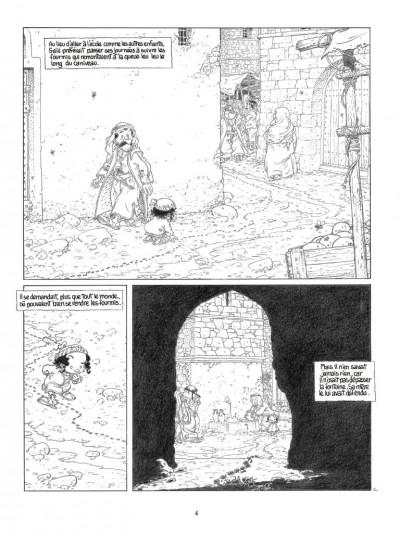 Page 2 la où vont les fourmis