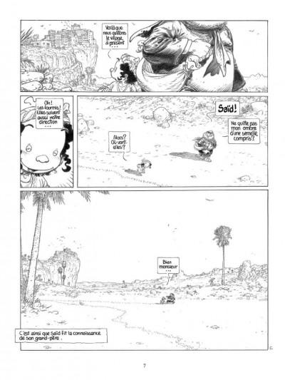 Page 5 la où vont les fourmis
