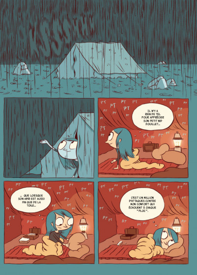 Page 4 Hilda - nouvelle édition tome 1 - Hilda et le troll