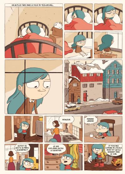 Page 3 Hilda -nouvelle édition tome 3 - Hilda et la parade des oiseaux