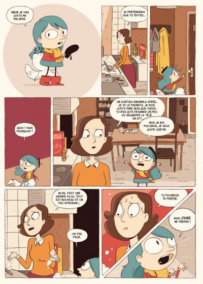 Page 4 Hilda -nouvelle édition tome 3 - Hilda et la parade des oiseaux
