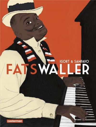 Couverture Fats Waller - intégrale